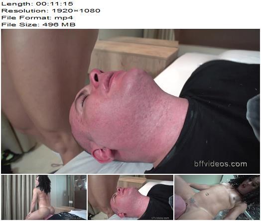 Bffvideos - Buried Under Cristina Herrera Perfect Ass Pt.2 - Face Sitting, Big Butt