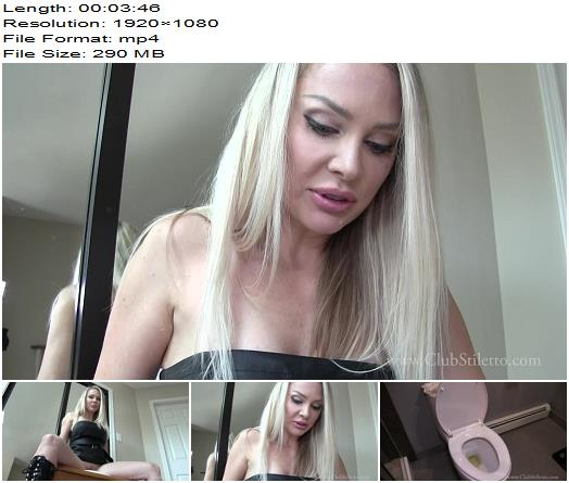 Club Stiletto  Stinky Fart and Golden Treats  Farting preview