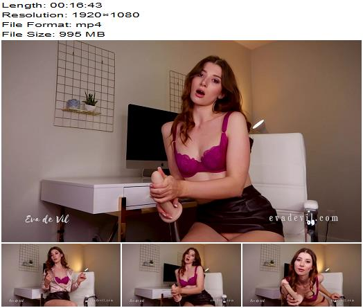 Eva de Vil  StepMum Loves His Big Cock Topless  SPH preview