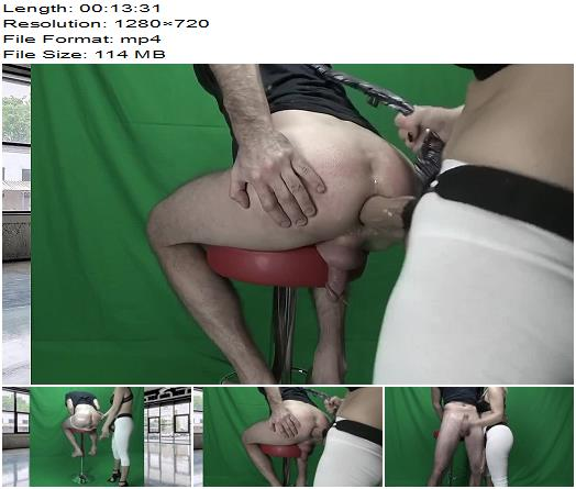 Femdom Pegging Huge Strapon preview