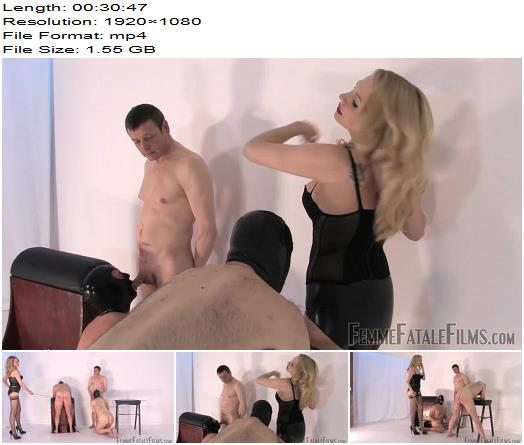 Femme Fatale Films - Mistress Eleise de Lacy - New Canings - Complete Film - Canning, Humiliation
