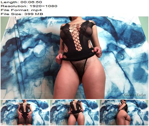 Goddess Evelyn - Your Sad Virgin Life - Humiliation - Big Tits, Female Domination
