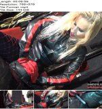 Kelly Kalashnik - Tight Belt and Pantyhose Hiney - Face Sitting - Ass Smothering, Female Domination