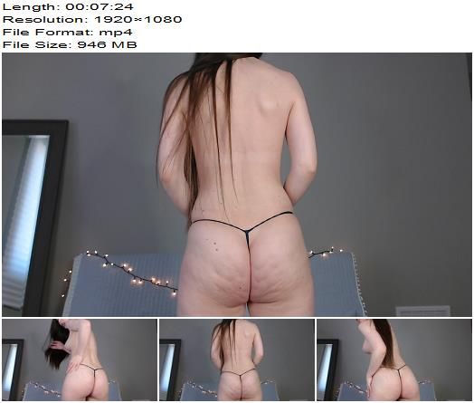 Lilcanadiangirl  Ass Focused JOI preview