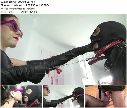 Medicaly Sado  Ashes and cigarette  Lady Patricia  Female Domination preview