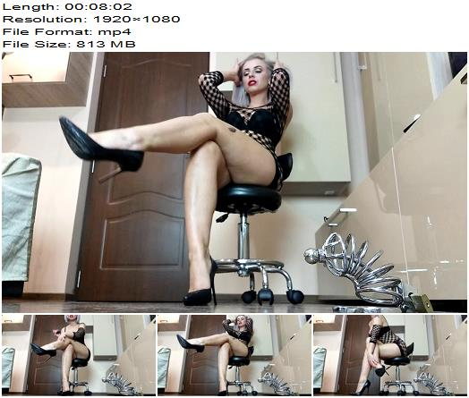 Money Goddesss  Crossed Legs and Ruined Orgasm  Chastity preview