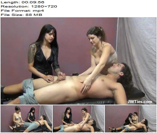 Now Thats Evil of TICKLED AND ABUSED MALE  preview