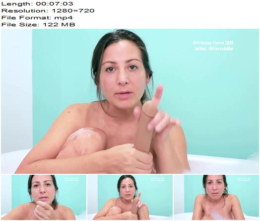 Princess Fierce starring in video 'step-MOMMY Makes You CUM'  - Findom, Keep2share.cc