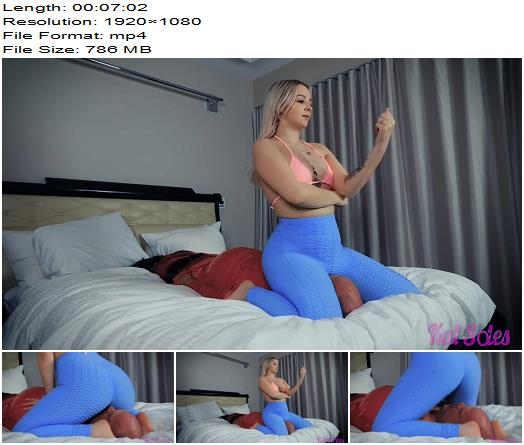 Princess Kat Soles  A Bratty Face Sitting Game With Kat 1080 HD  Young Mistress preview