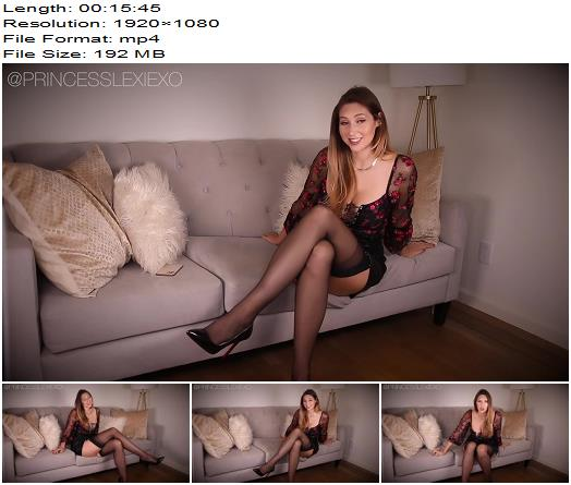 Princess Lexie  Your Girlfriend is a Whore  Cuckolding preview