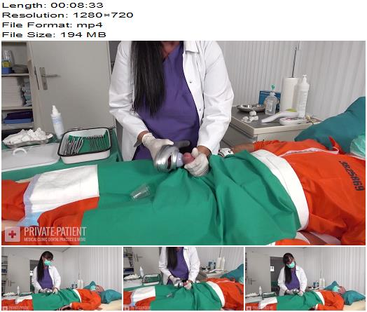 PrivatePatient  Sex Offender  Part 6  Medical Femdom preview