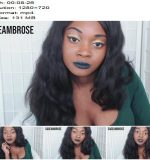 Sage Ambrose starring in video 'Eliminate Yourself, Loser'  - Sageambrose, Mesmerize