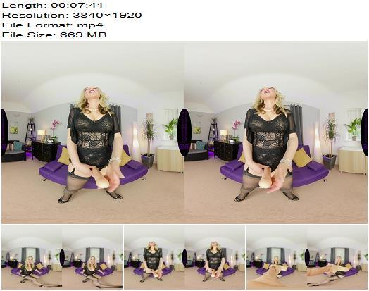 The English Mansion  Miss Eve Harper  Sissy Husbands Humiliation  Femdom VR preview