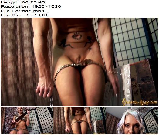 ADARA JORDIN - NEW SLAVE INITIATION - Humiliation - Ass Fetish, Verbal Humiliation