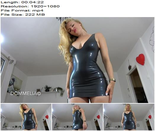 Dommelia  Latex Makes You Weak preview