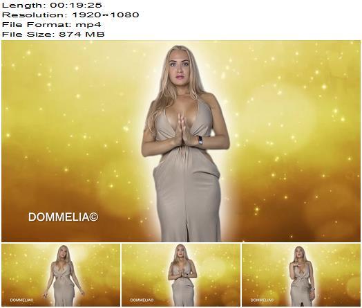 Dommelia  Worship No False Idols  Findom preview