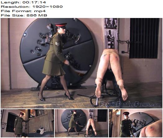 Femme Fatale Films  The Hunteress  Military Exercise  Complete Film preview