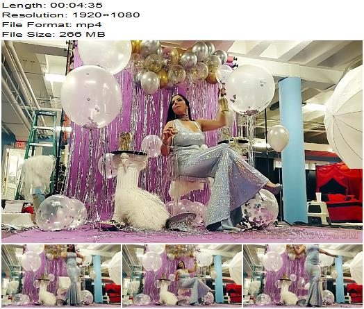 Goddess Alexandra Snow  Photoshoot Celebration  Fetish preview