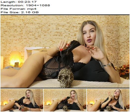 Goddess Natalie  Erotically entrancing game  Mesmerize preview
