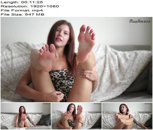 Mistress Nova  My Feet  Your Sex Life preview