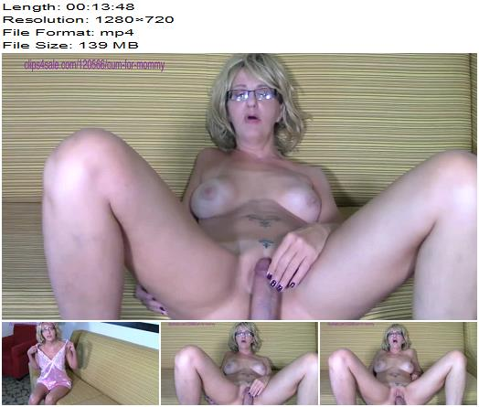 Mommy Julie  Sex Ed Your Very First Ejaculation preview