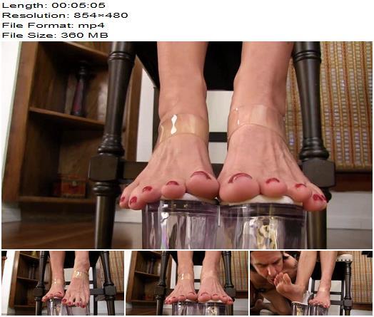 Obey Melanie starring in video 'Toe curling' - K2s.cc, Foot Worship
