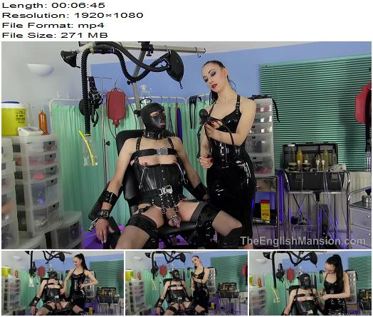 The English Mansion  Lady Mephista  Sadistic Clinic  Part 1 preview