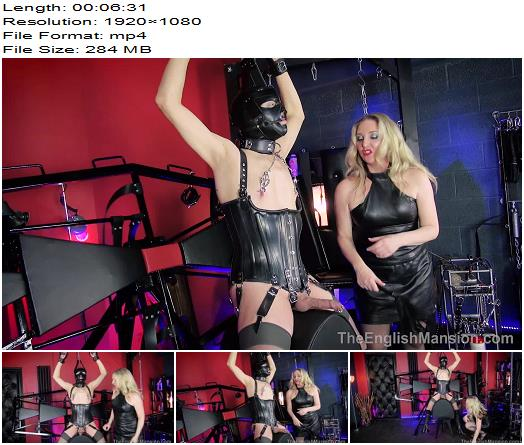 The English Mansion  Mistress Sidonia  Riding The Mule  Part 2 preview