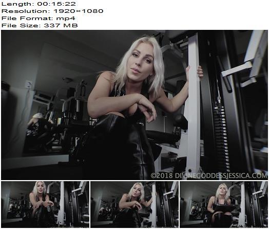 Goddess Jessica starring in video Basement Prisoner preview