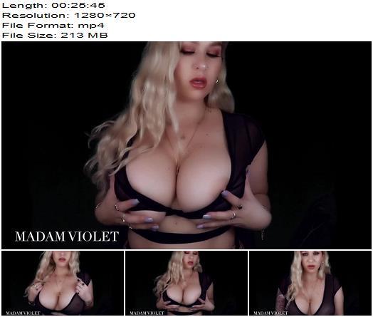 Madam Violet  Switch u OFF Turn u ON  Brainwash preview