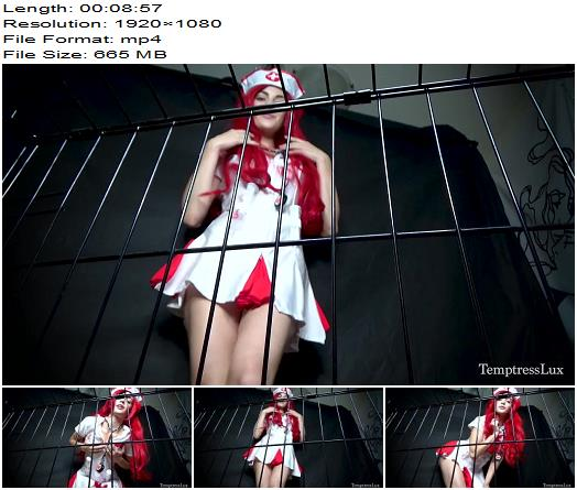 TemptressLux  Caged Cuck for Halloween preview