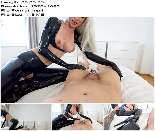 Candyxs  Schwanzkfig Folter  Chastity Bondage Cage preview