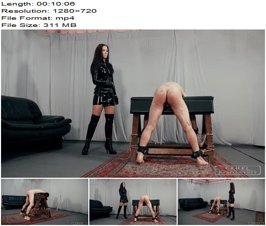 Cruel Mistresses  Cruel Punishments  Slaves brutal day Part 1  Whipping and Caning preview