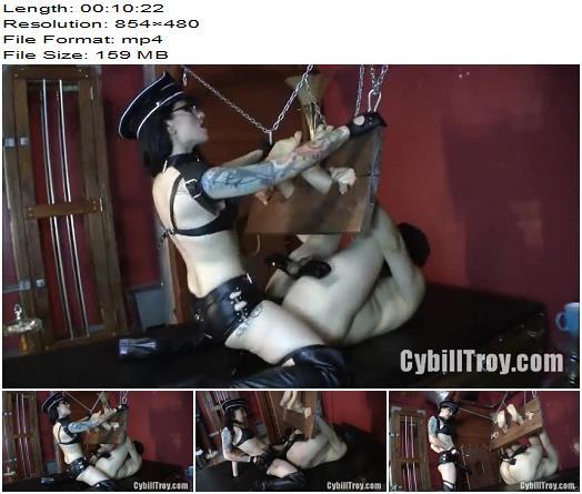 Cybill Troy starring in video Prisoner of Sodomy preview