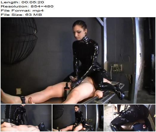 Cybill Troy starring in video Rubber Chastity Tease preview