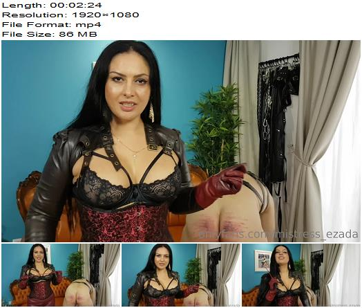 Ezada Sin starring in video Every little mistake is punished preview