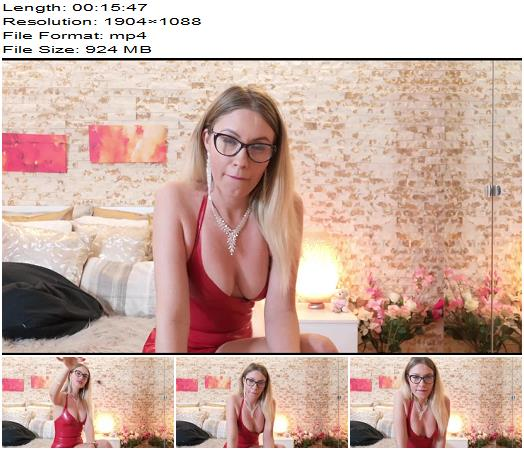 Goddess Natalie  Mesmerized to love your big butt  Brainwash preview