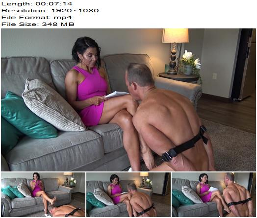 Goddess Zephy  Cuckold 5 Seven New Cucky Rules To Obey  Foot Worship preview
