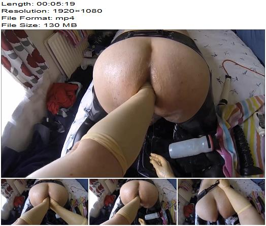 M Bustyboo  Teaser clip  Anal Fisting preview