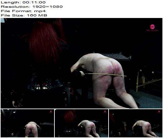 Miss Kitty Bliss starring in video Prisoner Caning preview