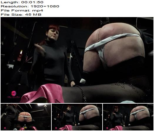 Miss Kitty Bliss starring in video Small Snippet From A 2hr CP Session preview