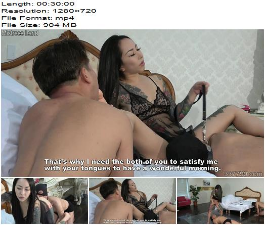Mistress Youko  MLDO177  Training her Slave that She is Raising to Eat Cum  Asian preview