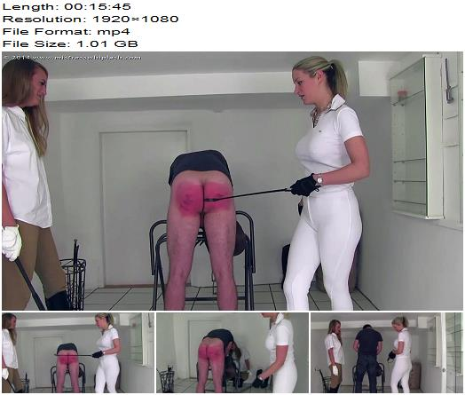 Nikki  Cate Punishing The Stableboy preview