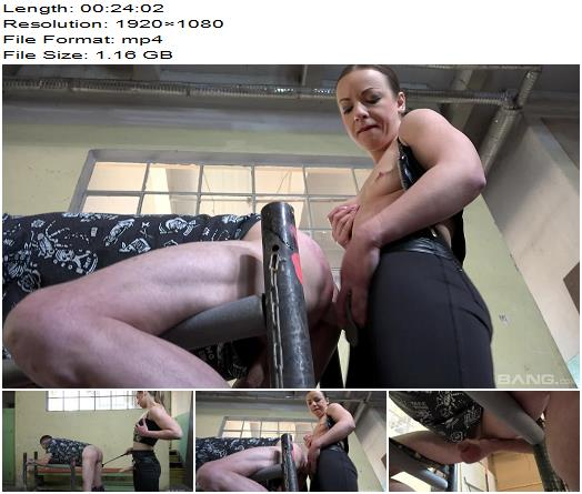 Pegged by a Cruel Goddess 2 scene 14 preview
