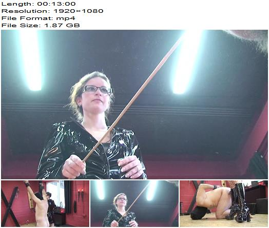 Sexy German Mistress Drips Wax On Her Sex Slave  Femdom preview