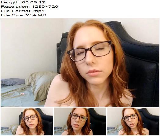 Charlotte Hazey  Beautiful Agony  closeup orgasm  Femdom Pov preview