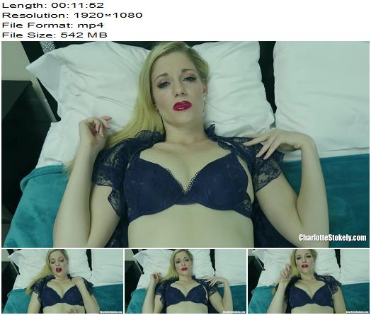 Charlotte Stokely  Get Hard Humping Or Get Cucked  Cheating Wife preview