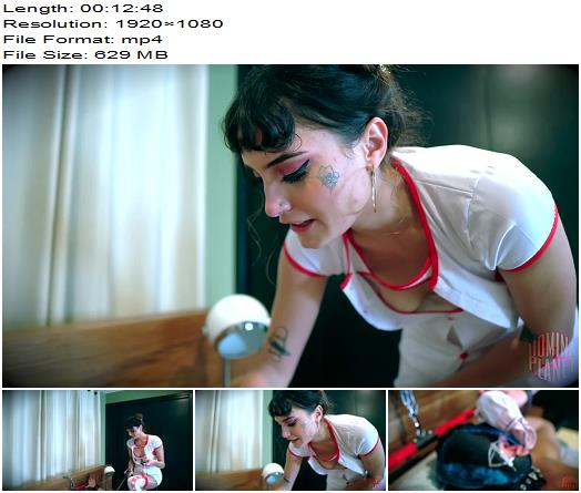 Domina Planet  Dirty Panty Diet  Electric Play preview