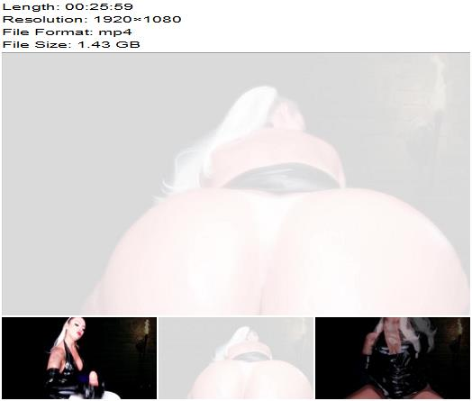 Dommebombshell  DUNGEON OF SUBMISSION  Brainwash preview