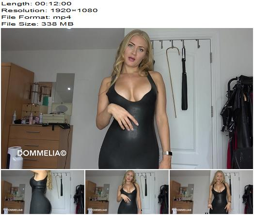 Dommelia  Hot Latex JOI preview